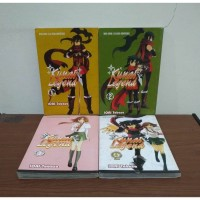 BEKAS SET Buku Komik Kunai Legend - Iori Tabasa