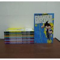 BEKAS SET Buku Komik Grander Musashi - Teshirogi Takashi