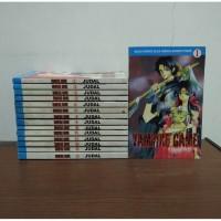 BEKAS SET Buku Komik Vampire Game - Judal