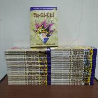 BEKAS SET Buku Komik Yu Gi Oh Yugi Yugioh - Kazuki Takahashi
