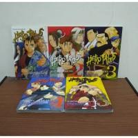 BEKAS SET Buku Komik Hero Tales - Hiromu Arakawa 1-5