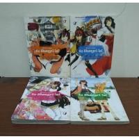 BEKAS SET Buku Komik Welcome to Shangri-La! Shangrila - Tatsuhiko Ida