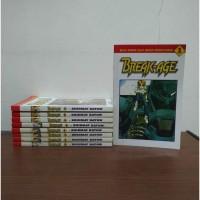 BEKAS SET Buku Komik Break Age - Zhiemay Batow