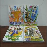 BEKAS SET Buku Komik Meteodo - Shii Haruka