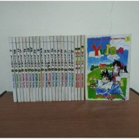 BEKAS SET Buku Komik Yaiba - Aoyama Gosho