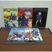 BEKAS SET Buku Komik Shin Megami Tensei Devil Children - Hideaki Fujii