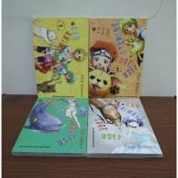 BEKAS SET Buku Komik Can Animals Cure Us - Fuji Subaru