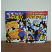 BEKAS SET Buku Komik The Mysterious Jugoro - Kawakubo Eiji