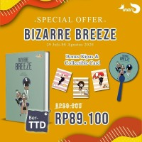Novel BIZARRE BREEZE (Notmeforget)