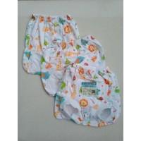 Celana Pop Bayi - 3Pcs Smart Baby