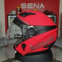 Helm Zeus 610 MDRED 0017 BLK