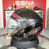 Helm Zeus 610 Black 0017 Red