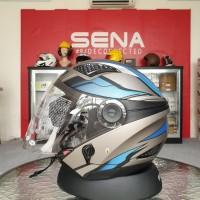 Helm Zeus 610 MDSIL 0014 BLUE