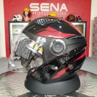 Helm Zeus 610 Black 0014 Red