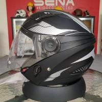 Helm Zeus 610 MBLK 0014 SIL