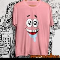 tshirt Baju Kaos Patrick - High Quality