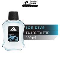ADIDAS Ice Dive Eau De Toilette 100ml