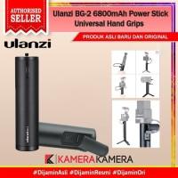 Ulanzi BG-2 6800mAh Power Stick For Action Camera, Smartphone Hand Gri