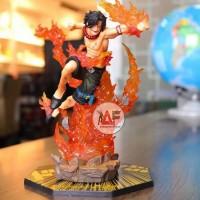 Action figure One Piece Portgas D Ace extra battle version NEW fzo KWS