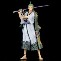 Action figure One Piece Roronoa Zoro Kimono wano GLM Grandline vol 2