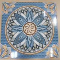 Keramik Lantai 40x40 Arwana Sahara Glossy Kilap Licin Kw 1 Motif Bunga