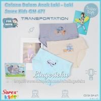 Celana Dalam Anak Anak Laki Laki Sorex Kids SK GM 671