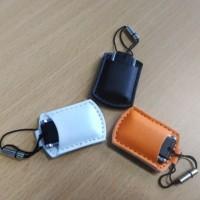 USB Flashdisk Leather Pouch 8GB