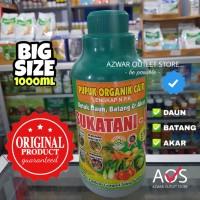 Pupuk organik cair lengkap NPK untuk daun,Batang dan Akar- Vegetatif