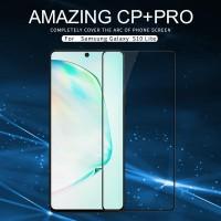 SAMSUNG GALAXY S10 LITE 2020 TEMPERED GLASS NILLKIN CP+PRO 9H ORIGINAL