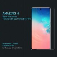 SAMSUNG GALAXY S10 LITE 2020 TEMPERED GLASS NILLKIN AMAZING H CLEAR 9H
