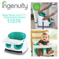 Ingenuity Baby Baby Base 2 in 1 Kursi Anak Kursi Makan Mainan Anak