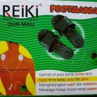 Alat Pijat Kaki Sunmas / Foot Massager / Sandal Kesehatan / Elektrik