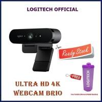 Logitech Brio Webcam 4K Ultra HD Full HD Video