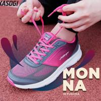 Kasogi Sepatu Lari Running Olahraga Wanita Monna
