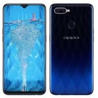 oppo f9 6/64 ram6gb rom64gb new blue
