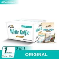 Luwak White Koffie Original 10x20gr - 20 pcs [Carton]
