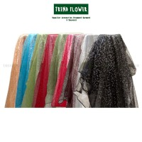 Kain 1000 Sequin hiasan hijab per meter