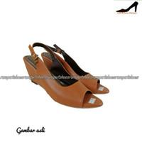 kode VERDE - Rumput Shoes wedges sepatu pesta kantor wanita vahn luna