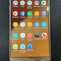 SECOND HP SAMSUNG A7 2017 GOLD