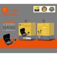 Headset TK 09 Handsfree Earphone Bluetooth Realme Tws TK-09