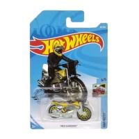 Hot Wheels Moto Tred Shredder Kuning Mainan Motor Hotwheels