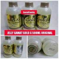 Jelly Jely Jeli Gamat Gold G Walit Walet Asli Original 320 ml 320ml