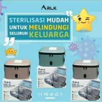 UV STERILIZER ARLK DISINFECTION BOX ALAT STERIL PORTABLE GOOD QUALITY