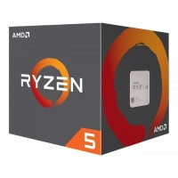 AMD Ryzen 5 2600 BOX 3.4GHz Up To 3.9GHz (Socket AM4)