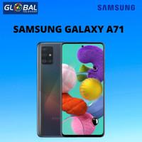 Samsung Galaxy A71 - Hitam