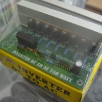 KIT INVERTER DC 12V-24V AC220 750W parts