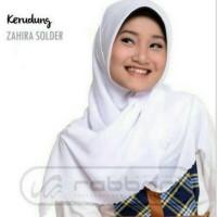 PROMO Kerudung segiempat Rabbani Zahira SOLDER Jilbab Segi Empat