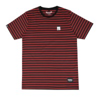 Breakside Black Red Stripe Tshirt S6