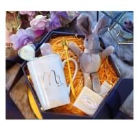 Keren Hampers Groomsmen Box / Grooms box Set Elegang Wedding Hampers