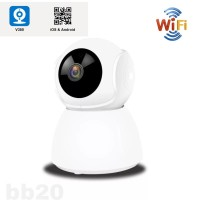 WIRELESS V380 IP CAMERA MINI CCTV SNOWMAN WIFI